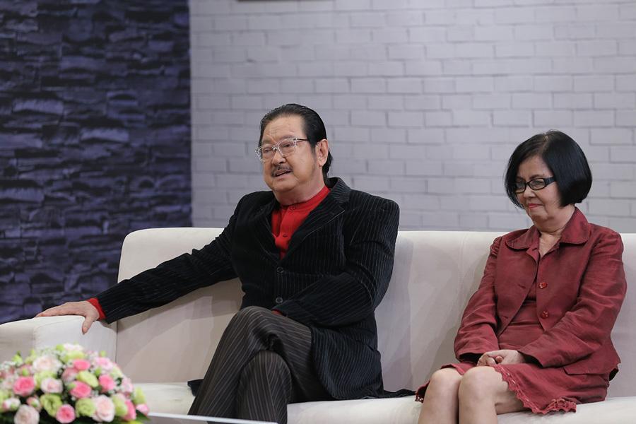 Nỗi đau từ sự đào hoa của diễn viên Chánh Tín