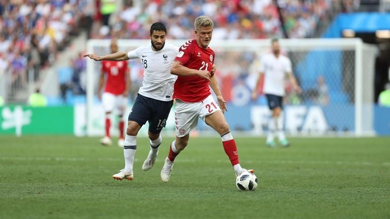 Chấm điểm kết quả Pháp 0-0 Đan Mạch