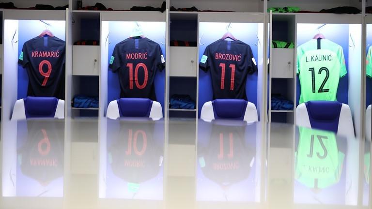 Modric vẫn đá chính dù Croatia đã giành vé đi tiếp
