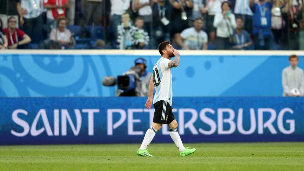 Argentina 1-0 Nigeria