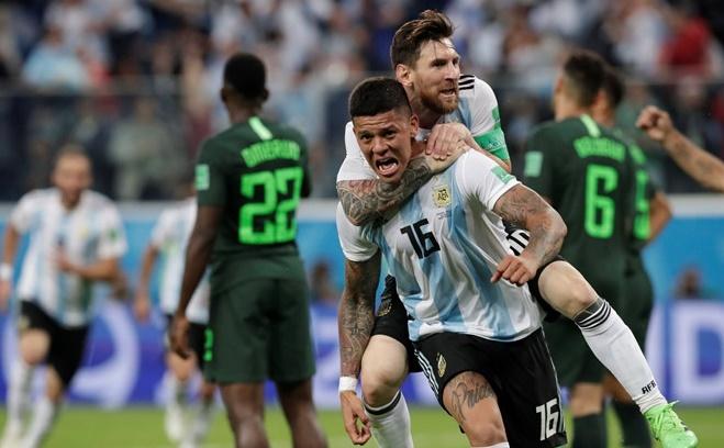 Argentina,Nigeria