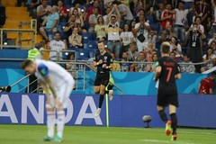 Video bàn thắng Iceland 1-2 Croatia