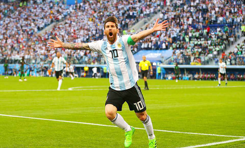 Messi giải cứu Argentina: 'Thắng thế này mới sướng!'