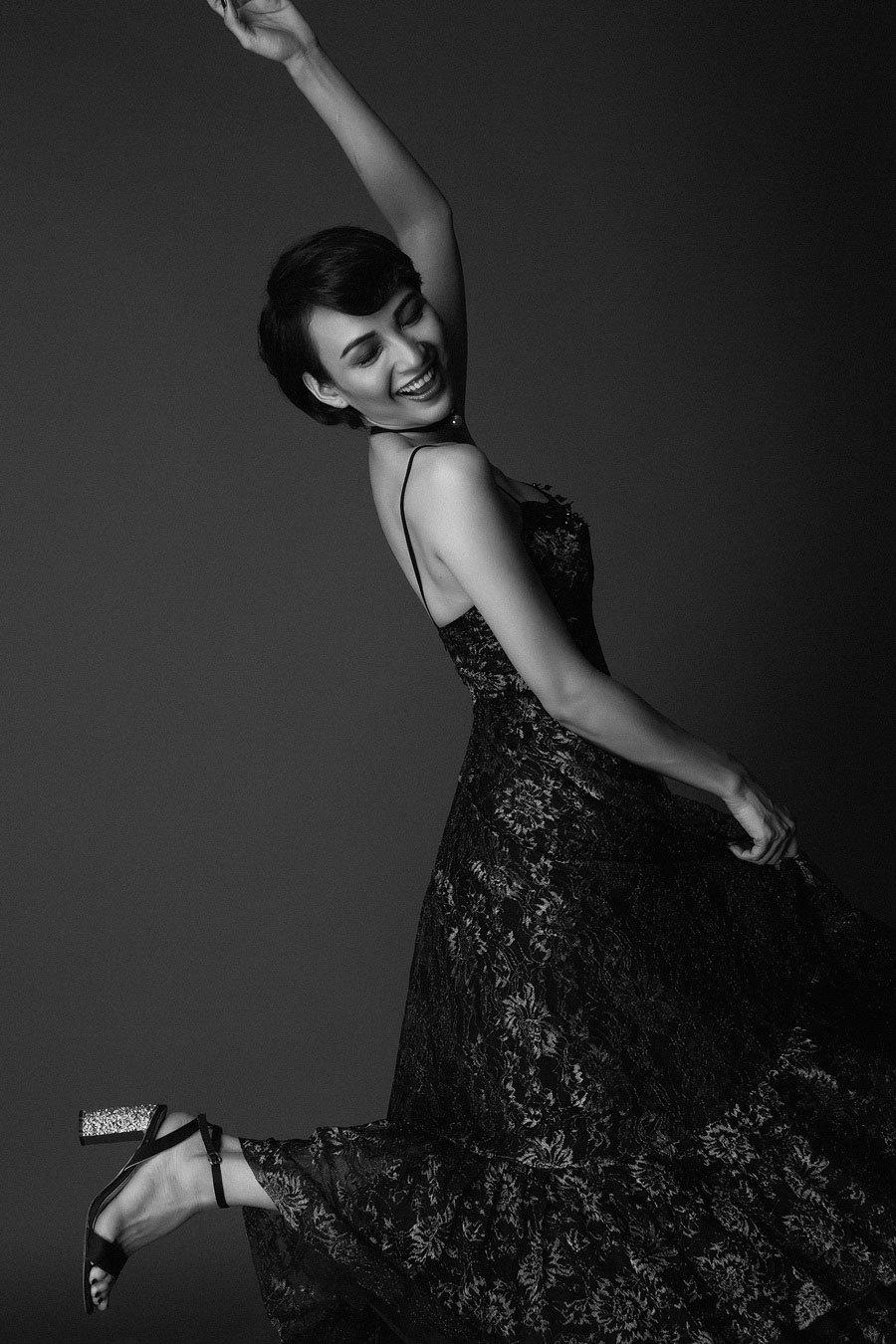 Hoa hậu Ngọc Diễm sexy và cá tính