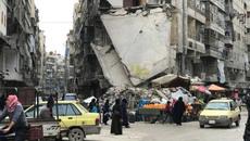 'Địa ngục trần gian' Aleppo sau một năm được giải phóng