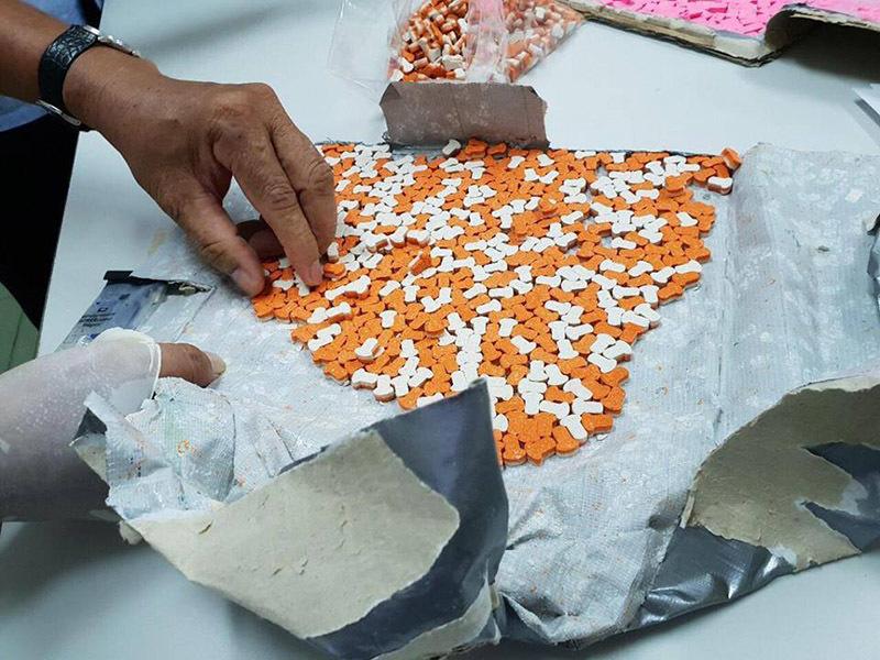 Lượng ma túy 'khủng' giấu trong loa đài, đồ chơi vào Việt Nam