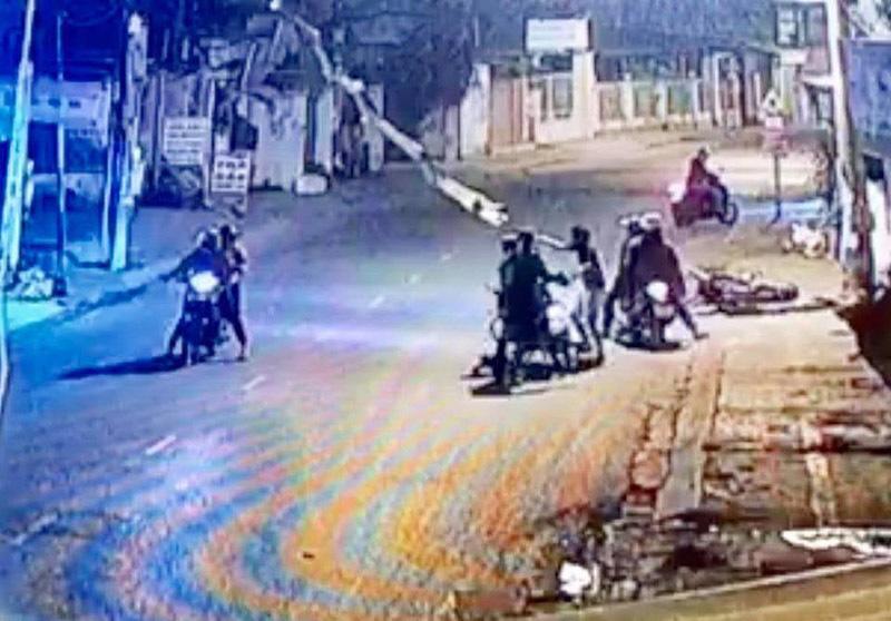 truy sát,truy sát kinh hoàng,truy sát ở Sài Gòn,đánh ghen,Sài Gòn