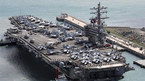 Mỹ điều tàu sân bay USS Ronald Reagan tới Biển Đông tuần tra