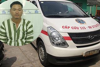 Chân tướng cử nhân thua độ bóng đá World Cup, trộm cả xe cấp cứu
