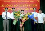 Học viện Chính trị quốc gia Hồ Chí Minh bổ nhiệm 3 lãnh đạo cấp vụ