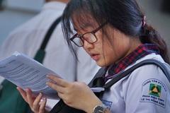 Đáp án chính thức môn tiếng Đức kỳ thi THPT quốc gia 2018 của Bộ GD-ĐT