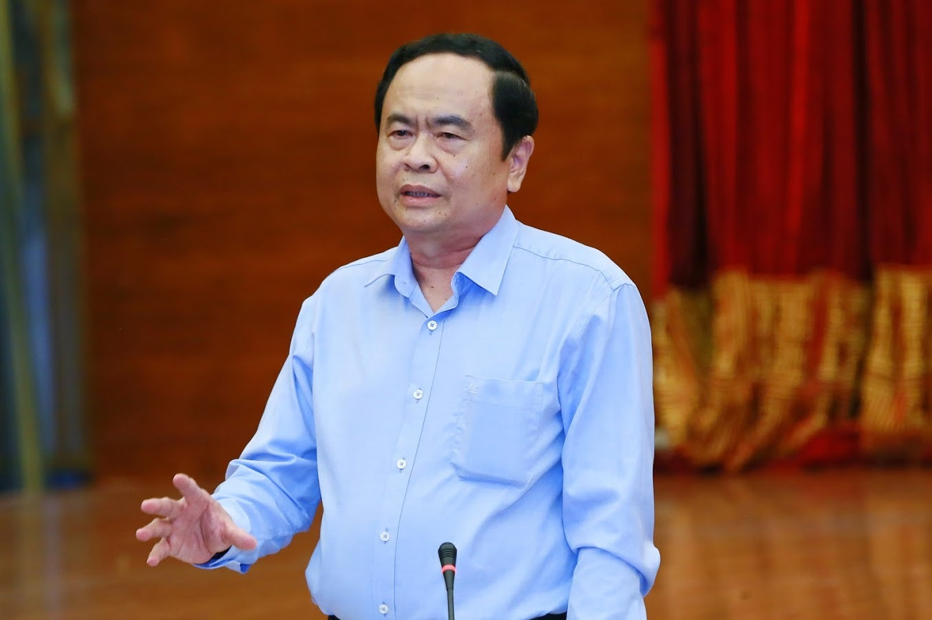 lợi ích nhóm,Trần Thanh Mẫn,Trương Thị mai