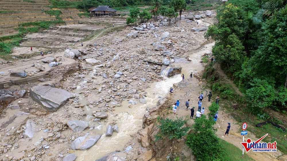 lũ,lũ lụt,Hà Giang