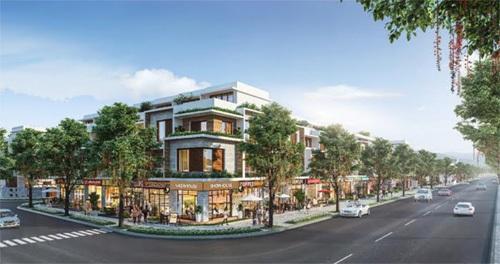 Nhà phố thương mại Barya Citi- kênh đầu tư hấp dẫn