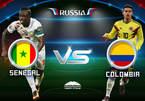 Senegal vs Colombia: Rực lửa ở Samara