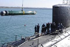 """""""Siêu ngư lôi"""" tàng hình Mỹ tiêu diệt mọi tàu đối địch"""