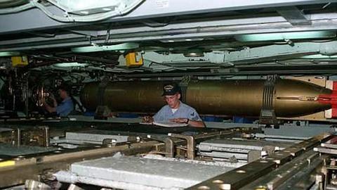 siêu ngư lôi tàng hình Mỹ Mk 48 ADCAP