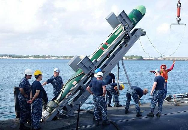 'Siêu ngư lôi' tàng hình Mỹ tiêu diệt mọi tàu đối địch