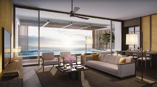 Sky Villas Regent Residences Phu Quoc 'ghi điểm' với tầm nhìn