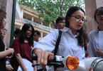 Đáp án chính thức môn tiếng  Trung  kỳ thi THPT quốc gia 2018 của Bộ GD-ĐT