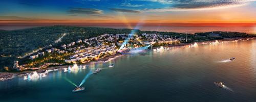 Nam Phú Quốc 'lột xác' với siêu dự án của Sun Group