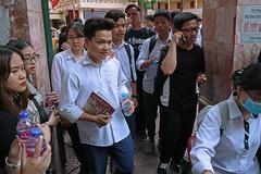 Đáp án chính thức môn tiếng Nhật  kỳ thi THPT quốc gia 2018