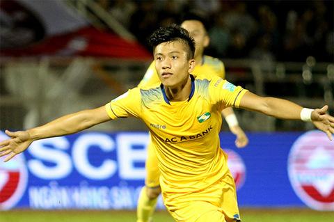 Video SLNA 3-2 Sài Gòn FC