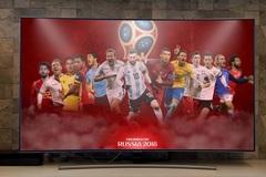 3 lí do để thay TV mới mùa World Cup