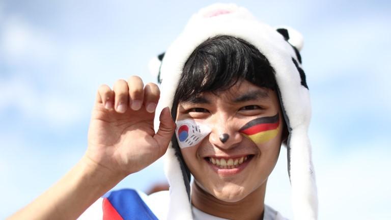 Đức vs Hàn Quốc