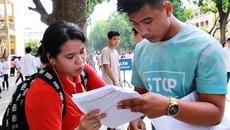 Công bố đề thi chính thức kỳ thi THPT quốc gia 2018