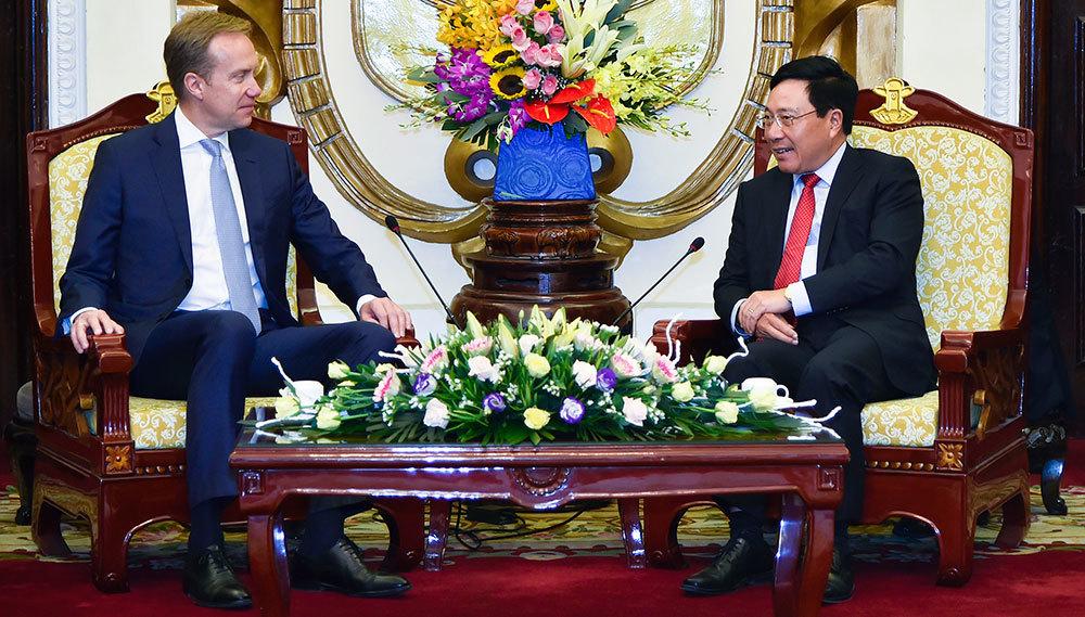 Diễn đàn Kinh tế Thế giới,Hội nghị WEF ASEAN,Phó Thủ tướng Phạm Bình Minh
