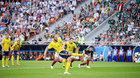 Thụy Điển đại thắng, Mexico vẫn lách qua khe cửa hẹp