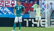 Nỗi cay đắng của tuyển Đức khi bị loại ngay từ vòng bảng