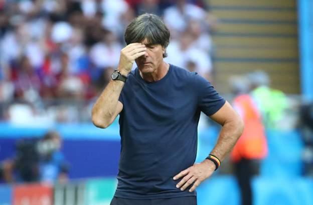 Joachim Loe thừa nhận, Đức đáng bị loại sớm