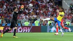 Video bàn thắng Serbia 0-2 Brazil