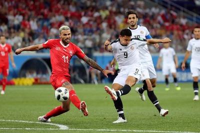 Hòa nghẹt thở, Thụy Sĩ theo bước Brazil đi tiếp