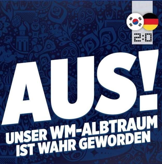 Đức bị loại sớm World Cup: 'Cơn ác mộng, nỗi nhục lớn nhất lịch sử'