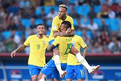 Đả bại Serbia, Brazil chiến Mexico ở vòng 1/8
