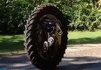 Mẫu môtô một bánh có tốc độ lên đến 160 km/h