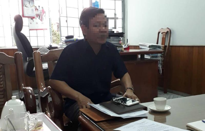Phó Chánh Thanh tra sở giải trình vì đi thi THPT ở tuổi 54