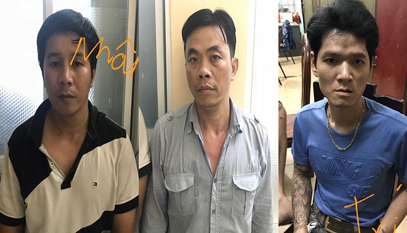 Phá đường dây 'hóa kiếp' hơn 500 xe gian ở Sài Gòn