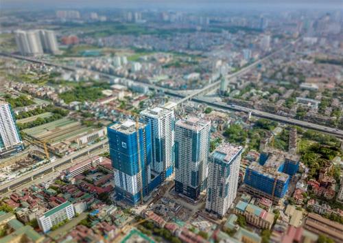 Thị trường bất động sản bùng nổ giữa năm 2018