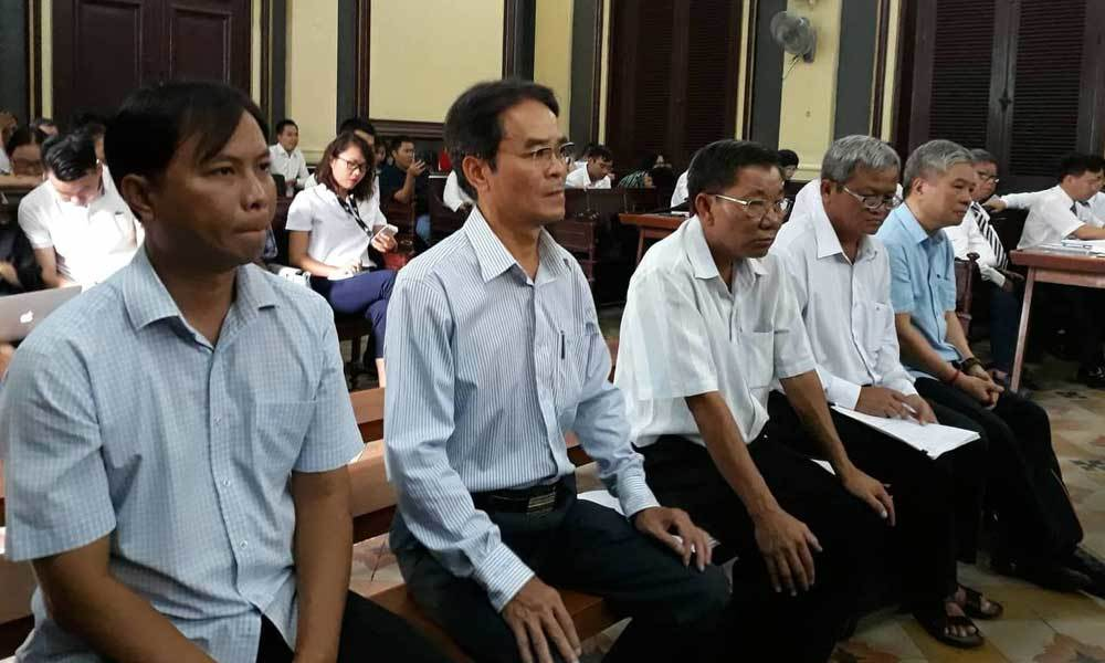 Đặng Thanh Bình,Ngân hàng Nhà nước,Phạm Công Danh,VNCB
