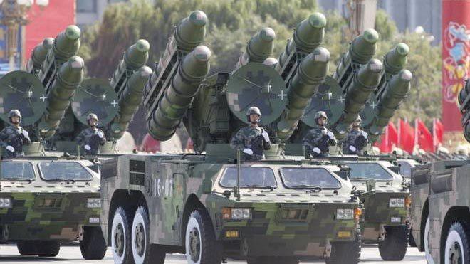 Hé lộ thế lực giúp Trung Quốc phát triển tên lửa hạt nhân
