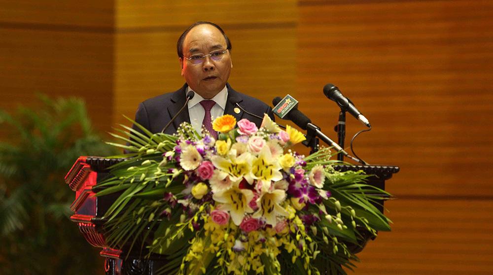 Thủ tướng,Thủ tướng Nguyễn Xuân Phúc,Nguyễn Xuân Phúc,Bộ trưởng Quốc phòng,Ngô Xuân Lịch,quân đội