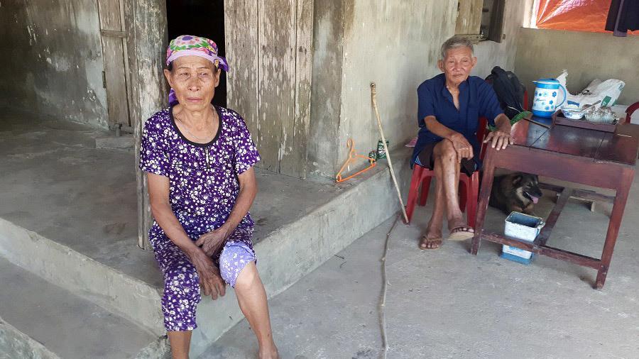Bắt cả trẻ đang bú đóng tiền xây dựng nông thôn mới