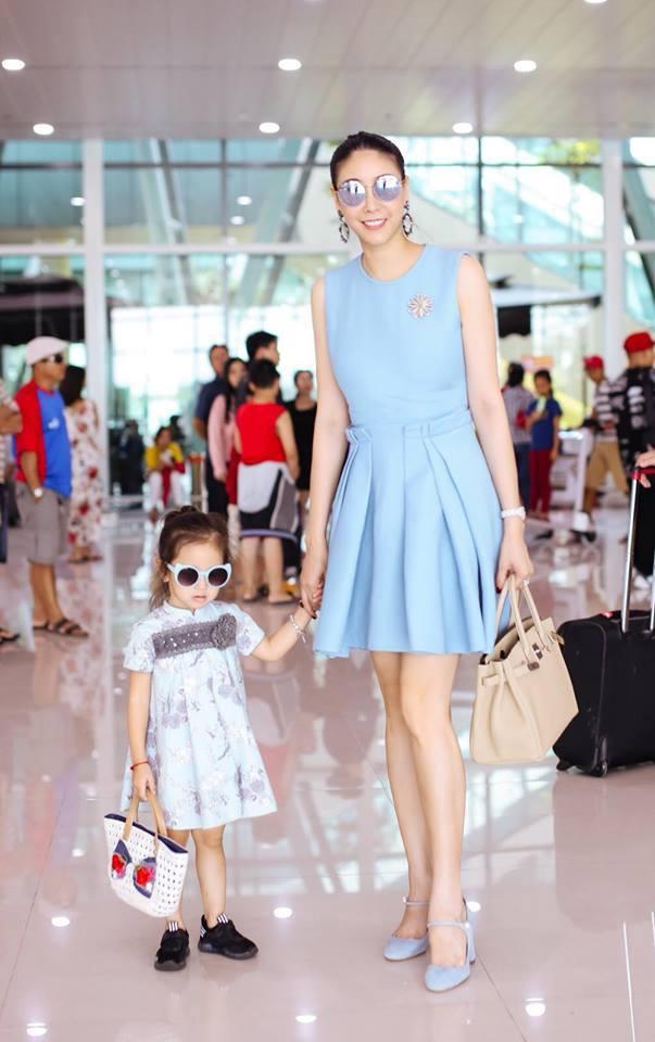 U50 Hoa hậu Hà Kiều Anh vẫn sở hữu đường cong ngưỡng mộ