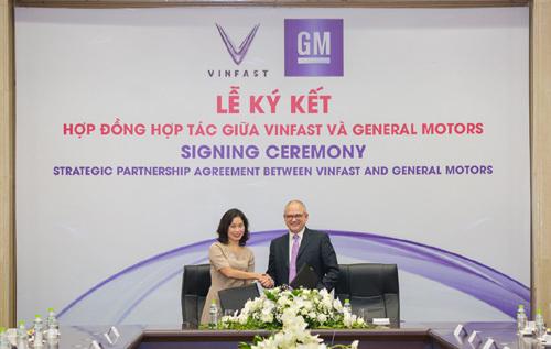 Vinfast mua lại General Motors Việt Nam