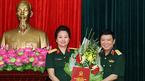 Bộ trưởng Quốc phòng bổ nhiệm nữ Trung tá làm GĐ Bảo tàng