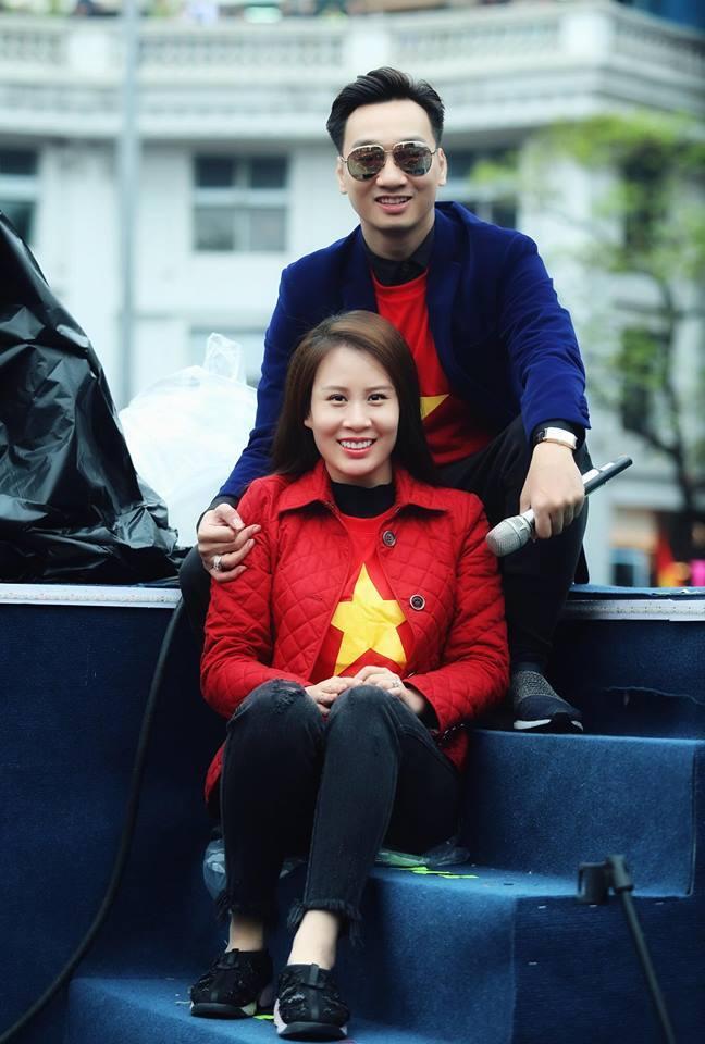 MC Thành Trung ủng hộ các hotgirl bình luận World Cup